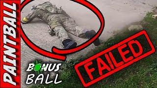Top 5 Paintball Fails - Bonus Ball #22
