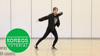 [Koreos] BTS (방탄소년단) - DNA Dance Tutorial (Mirrored)