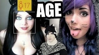 How Old Do Popular YouTubers Look? (Aging Well vs Badly)