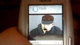 Flash on the Nokia 6620