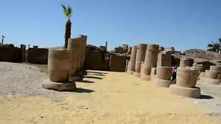 ٥ معلومات عن معبد آمون رع سجم نحت بالأقصر