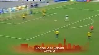 QWC 2010 Ghana vs. Gabon 2-0 (22.06.2008)