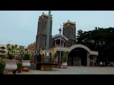 Sacred Heart Church and School, Bangalore