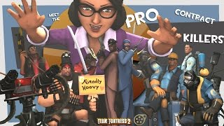 Meet the PRO Contract Killers [SFM]