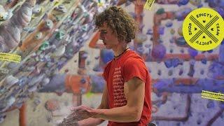 Training With Adam Ondra - Part 1   EpicTV Choice Cuts