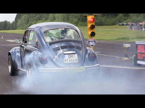 Is this the FASTEST Road Legal VW BEETLE Ever