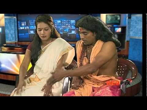 latest interview of swami Nithiyanadha and panchidha Part 1 0f 3