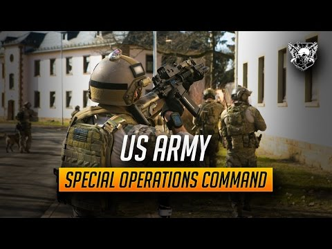 watch US Army Special Operations Command || 75th Rangers | Green Berets | Delta Force