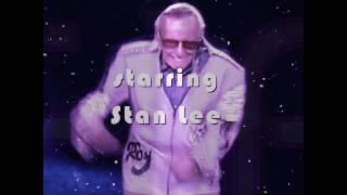 STAN LEE BAILANDO / STAN LEE DANCING