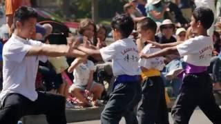 Newark Days Parade 2016 - Legend Kung Fu Academy