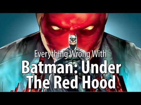 Xxx Mp4 Everything Wrong With Batman Under The Red Hood 3gp Sex
