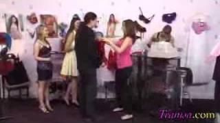 Tiff in Tranisa lingerie