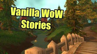 Vanilla/Classic WoW Stories: Hillsbrad Foothills and Tarren Mill-Southshore PVP