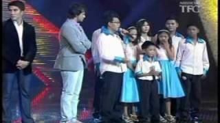 "Luntayao Family Sings ""Listen"" by Beyonce Knowles - Pilipinas Got Talent - Semi-Finalist"