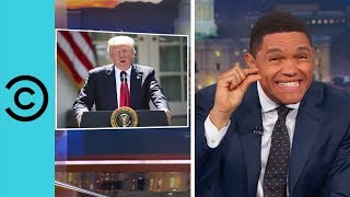 No One Really Went With Trump On The Whole Climate Thing - The Daily Show | Comedy Central