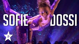 Sofie Dossi Auditions & Performances America's Got Talent 2016 Finalist