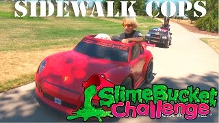 Sidewalk Cops Do The Slime Bucket Challenge - Charity for Action For Children!