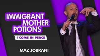 """Immigrant Mother Potions"" 