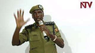 IGP Kayihura bans demos, also promises to camp in Entebbe