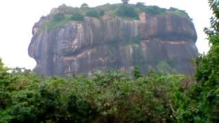 Sigiriya -- ( The Lions Rock ) The 8th wonder of the World