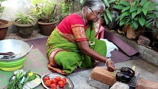 Baingan ka bharta || baingan bharta recipe by granny