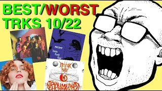 Best & Worst Tracks: 10/22 (SOPHIE, Taylor Swift, A Perfect Circle, MGMT, Frank Ocean)