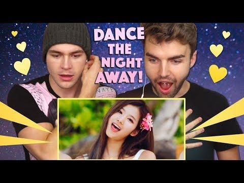 TWICE 'Dance the Night Away' MV REACTION! [한국 자막]