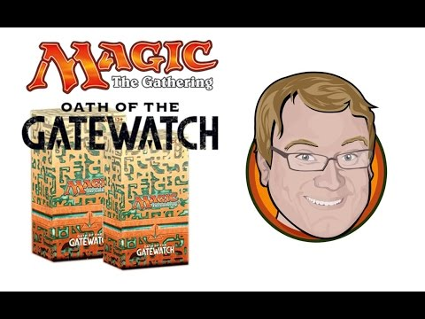 Oath of the Gatewatch Prerelease Kit UNBOXING #OGW