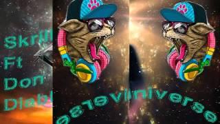 Ragga Bomb Starlight - Skrillex, Don Diablo Ft Universe