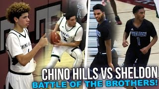 Ball Brothers VS Duplechan Brothers! Chino Hills VS Sheldon CHAMPIONSHIP FULL HIGHLIGHTS!