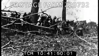 1918, France, Balkans 220732-03   Footage Farm