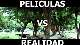 Películas VS Realidad Sketch | Típico De La Costa