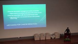 Empowering Cancer Survivor Forum 2016 Assoc  Prof  Dr  Mohd Nahar Azmi Mohamed