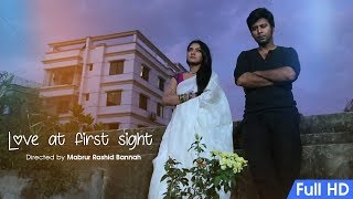 Love At First Sight | Full Natok | Tisha |  Nisho | Mabrur Rashid Bannah | Bangla Natok