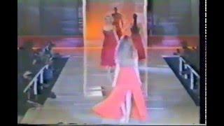 Versace Spring Summer Womens 1993 (1)  Naomi Campbell, Linda Evangelista, Karen Mulder