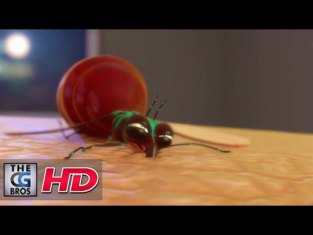 """CGI 3D Animated Short """"The Itch"""" - by Yang Huang"""