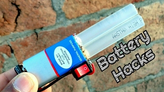 3 Useful Things You Can Make With 9V Battery