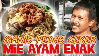 Mie Ayam Yamin Wonogiri Enak Banget - Sekali Coba Mau Lagi | Kuliner Jakarta