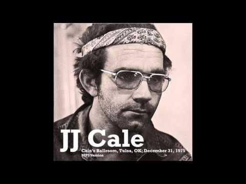 J.J. Cale 1975.12.31 Tulsa OK Raisin' Cain's