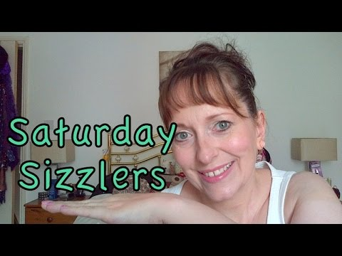 Saturday Sizzlers #2 Inc Afew Favourites, Mini Haul inc Essence Inc Unusual Charity Shop find etc