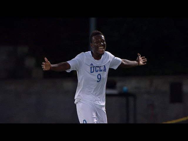Recap: UCLA Men's Soccer Defeats Cal 6-0