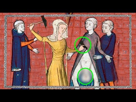 CRAZIEST Facts About The Middle Ages