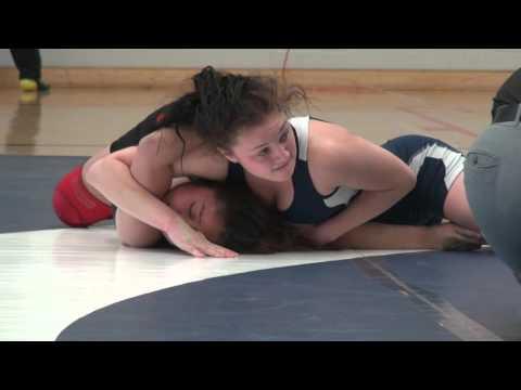 2016 Brock Open FW48kg Linda Vu McMaster vs Rachel Swinson Brock