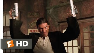 Desperado (1/8) Movie CLIP - Is That Going On Right Now? (1995) HD