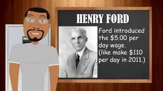 Henry Ford (Biography for Children) Famous Inventors (Cartoons for Children)