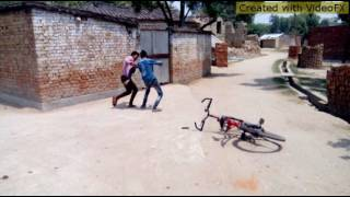 Whatsapp Funny videos As Best  Bicyle Stunt perfomance 2018