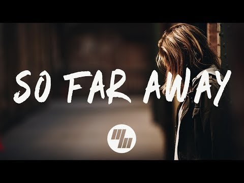Martin Garrix & David Guetta - So Far Away (Lyrics  Lyric Video) feat. Jamie Scott & Romy Dya