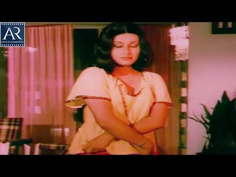 Xxx Mp4 Eduruleni Manishi Movie Scenes Radha Removing Dress Infront Of Rajinikanth AR Entertainments 3gp Sex