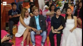 Iglesia cristiana LGBT filipina celebra una boda gay