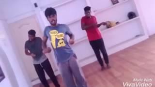 Uyire un uyirena ... Dance  ..... Choreography poping Arul 2015....